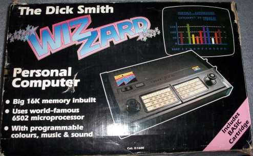 The Dick Smith Wizzard