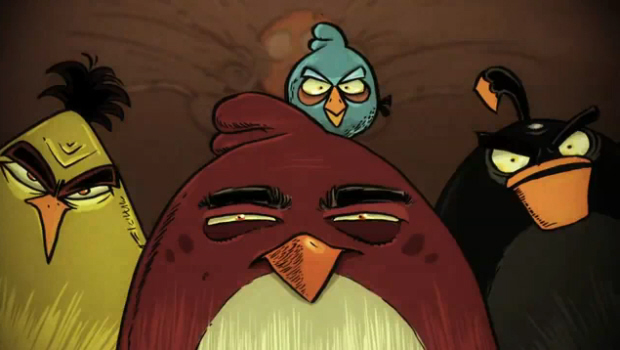 Angry Birds Syndrome
